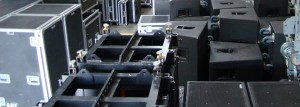 audio visual equipment rental
